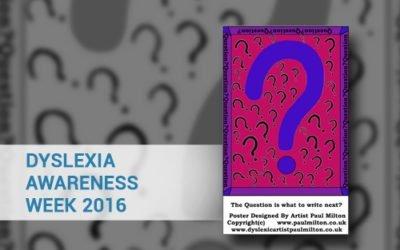 Dyslexia Awareness Week 2016