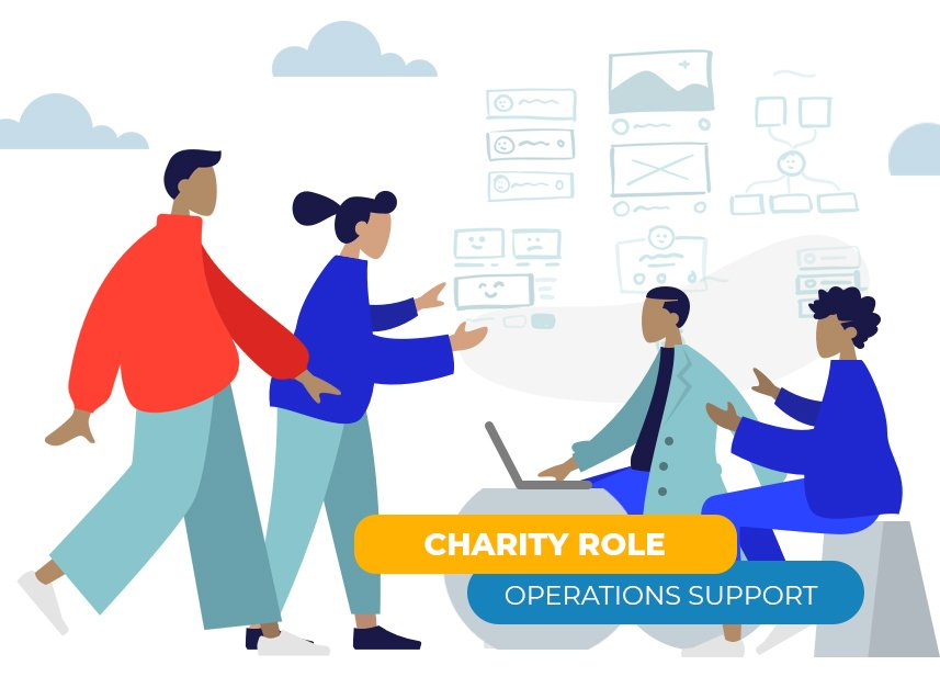Charity Role  - Operations Support